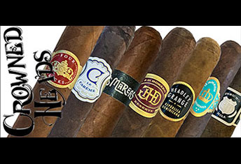 Crowned Heads Cigars Event - November 8, 2018